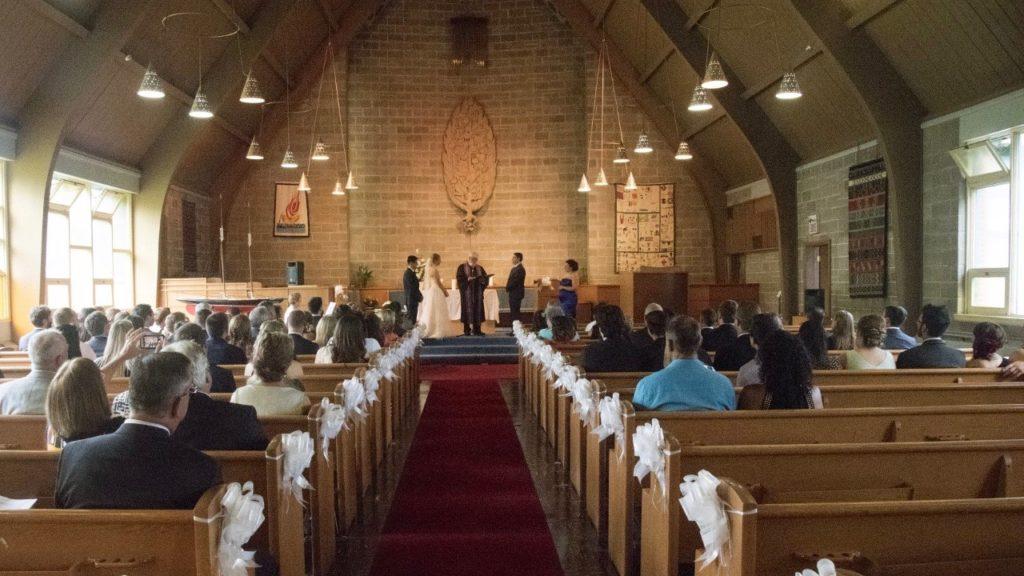 Weddings at Lakeshore