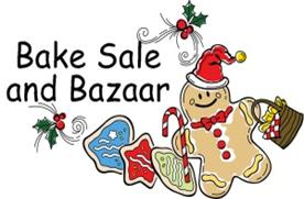 Bake sale & bazaar