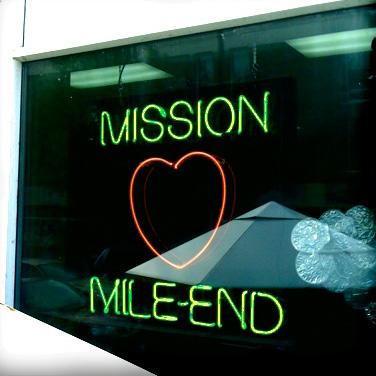 Mission Mile End